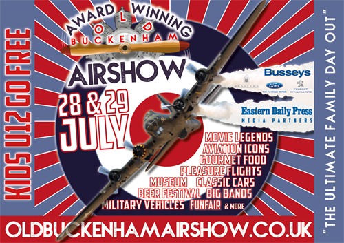 Ticket Tailor LS Poster Airshow 2018